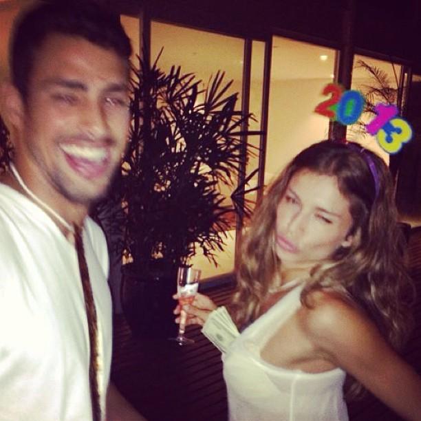 Grazi Massafera e Cauã Reymond (Foto: Instagram/Reprodução)