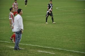 Marcio Marolla treinador do Mixto (Foto: Franceline Russo)