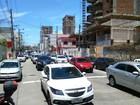 Vestibular da Ufes deixa o trânsito lento em Vitória e em Vila Velha