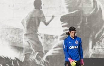 """Cereto cobra diretoria do Corinthians e tira carga do técnico: """"Salvo-conduto"""""""