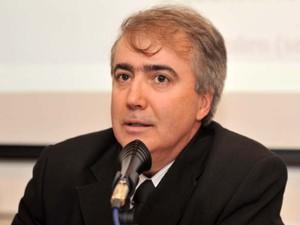 Lavínio Camarim é conselheiro do Cremesp (Foto: Osmar Bustos / Cremesp)