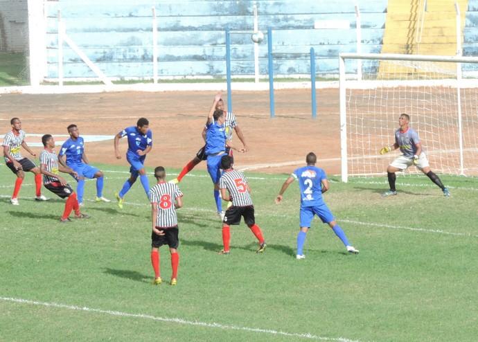Osvaldo Cruz x Bandeirante de Birigui Segundona (Foto: Ronaldo Nascimento / GloboEsporte.com)