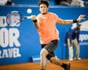 Feijão sobe duas posições no ranking da ATP antes da estreia no Rio Open
