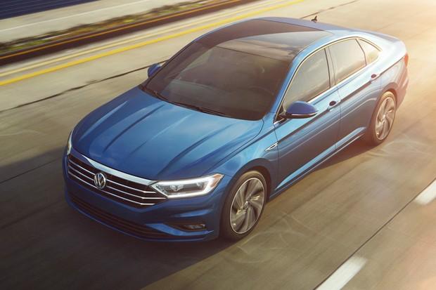 Novo Volkswagen Jetta (Foto: Divulgação)