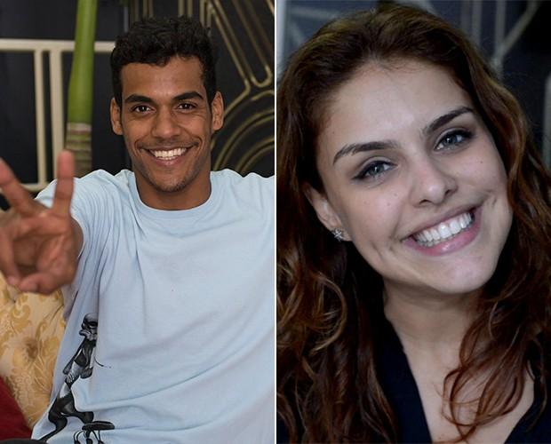 Marcello Melo Jr. x Paloma Bernardi (Foto: Camila Serejo / Gshow)
