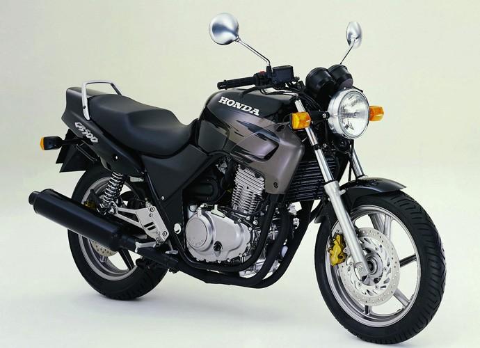 Honda CB500 Anos 90
