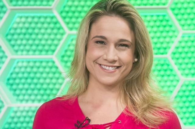 Fernanda Gentil (Foto: João Cotta/TV Globo)