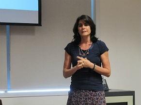 Anna Penido, jornalista e diretora do Instituto Inspirare (Foto: Divulgação/Alessandra de Paula)