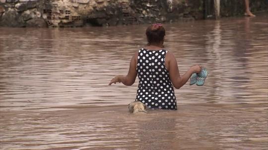 Em 36 horas, Recife registra a maior chuva do ano, diz Defesa Civil