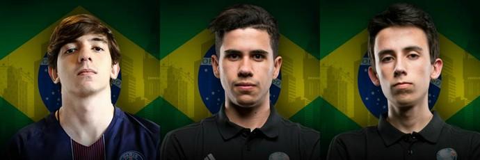 brasileiros; FIWC; Mundial; Fifa (Foto: Divulgação / Fifa)