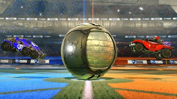 'Rocket League' chega ao Xbox One em fevereiro de 2016 com dois carrinhos exclusivos (Foto: Divulgação/Psyonix)