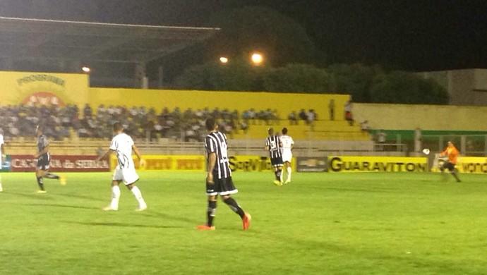 Luverdense x Bragantino (Foto: Pedro Rocha)