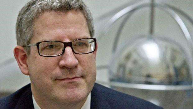Andrew Parker, diretor do MI5 diz que adora filmes de James Bond porque eles são ficcionais. (Foto: BBC)