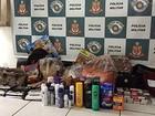 Grupo de menores furta padaria em Tatuí (Divulgação/Polícia Militar de Tatuí)