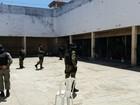 Preso sentenciado por três mortes é  assassinado em pavilhão de presídio