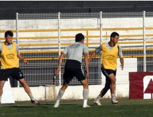 Jogadores do XV de Piracicaba treinam (Foto: Eduardo Castellari/XV de Piracicaba/Divulgação)