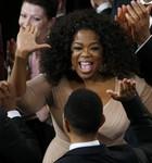 Oprah celebra Oscar de canção do filme 'Selma' (REUTERS/Mike Blake)