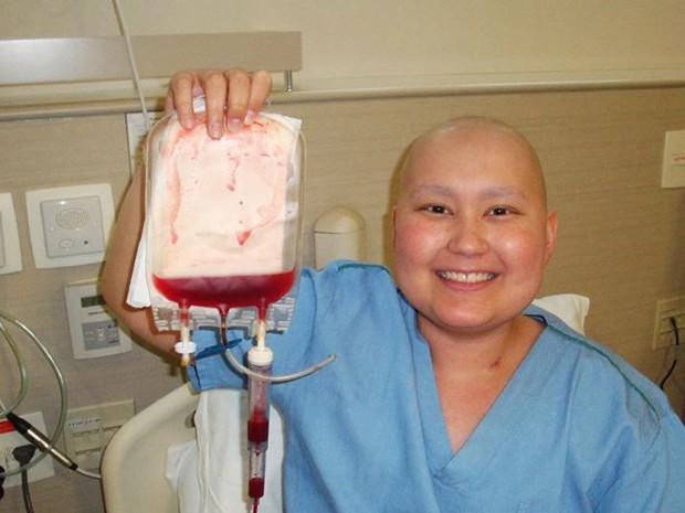 Porthinhos se recupera bem da cirurgia de transplante de medula (Foto: Reprodução/ Tv Tribuna)