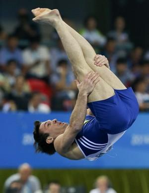 Diego Hypolito bronze mundial (Foto: Ricardo Bufolin/CBG)