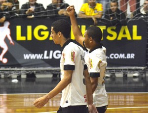 Corinthians Futsal (Foto: Tamiris Dinamarco/futsal em pauta)