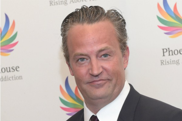 O ator Matthew Perry (Foto: Getty Images)