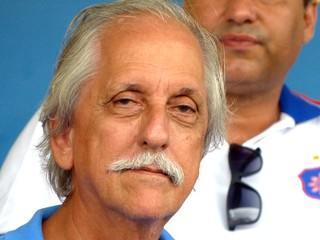 presidente do Bonsucesso, Zeca Simões (Foto: Vicente Seda)