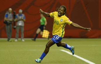Trabalho de formiguinha: a trajetória de Formiga no futebol feminino; vídeo