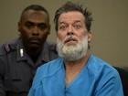 Atirador de clínica no Colorado se declara culpado no tribunal