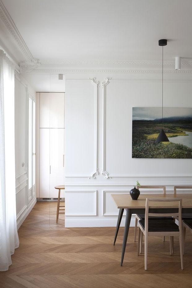 Apartamento Duroc Paris (Foto: Julie Ansiau/ Divulgação)