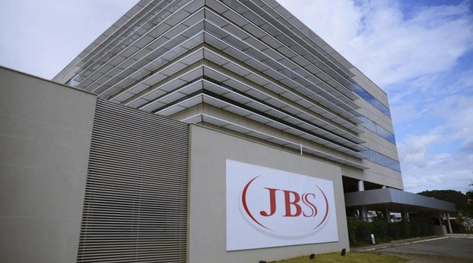 Prédio da JBS: empresa é uma das envolvidas da carne estragada (Foto: Agência O Globo)
