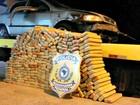 Polícia de MS apreende 3,5 toneladas de droga durante vistoria em rodovias
