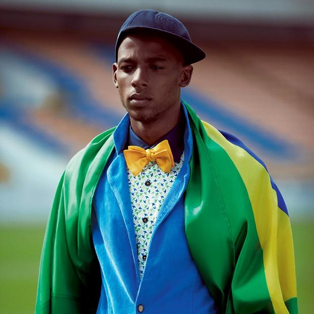 Estilo brasileiro nos Jogos do Rio (Foto: Redação GQ)