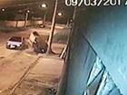 Imagens mostram parte de perseguição a suspeitos de assalto em Mogi