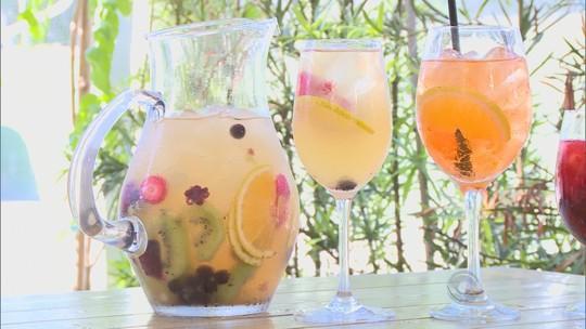 'Troca de receitas' ensina a preparar drinks para o carnaval