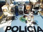 Sete pessoas são presas por tráfico durante operação realizada no Paraná