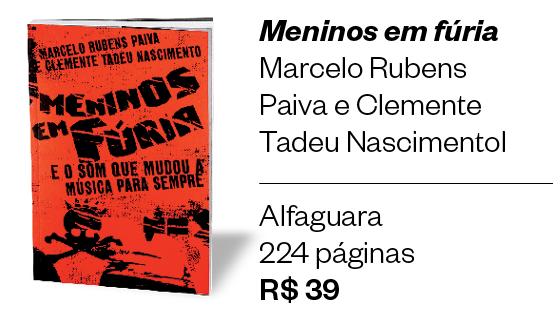 Livro Meninos em fúria  (Foto: Divulgação)