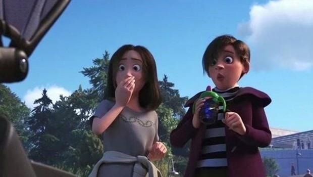 Cena de 'Procurando Dory' (Foto: Pixar)