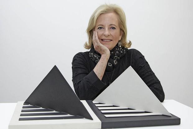 Patricia Phelps de Cisneros, responsável pela doação das obras ao MoMA (Foto: Divulgação)