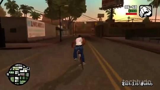 GTA San Andreas: veja o vídeo com as principais diferenças da nova versão em HD