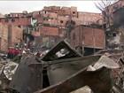 Trezentas famílias de Paraisópolis ficam desabrigadas após incêndio