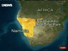 Queda de avião moçambicano mata mais de 30 na Namíbia