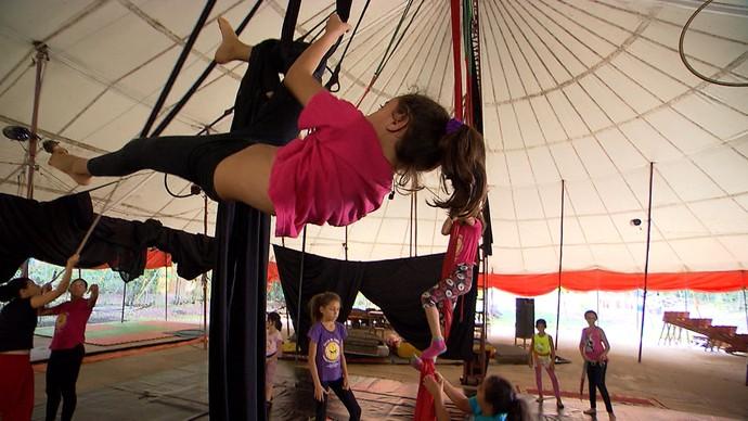 Circo do Capão (Foto: TV Bahia)