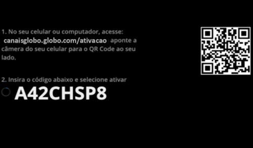Ativação Smart TV - Canais Globo (Foto: Canais Globo)