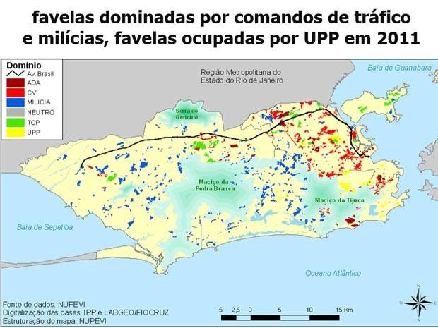 milícias (Foto: Divulgação)
