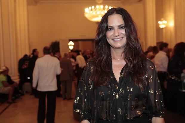 Luíza Brunet (Foto: Isac Luz / EGO)