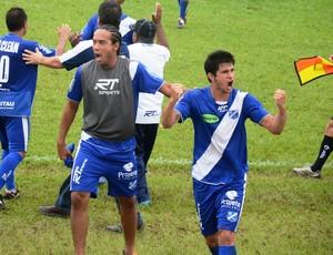 Taubaté Rio Preto Bruno Moraes (Foto: Bruno Castilho)