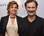Debora Bloch e Enrique Diaz | TV Globo