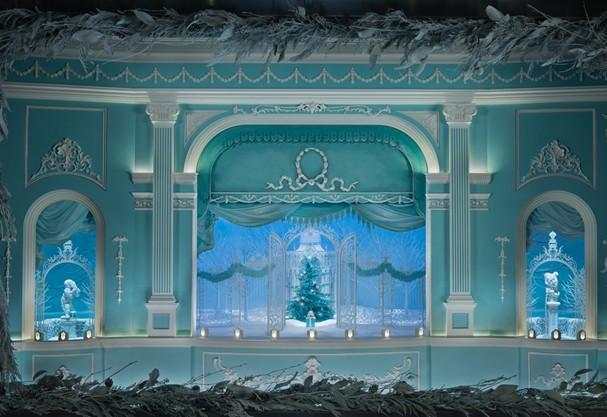 88ca306075908 Tiffany   Co  veja as vitrines de Natal que vêm pro Brasil ...