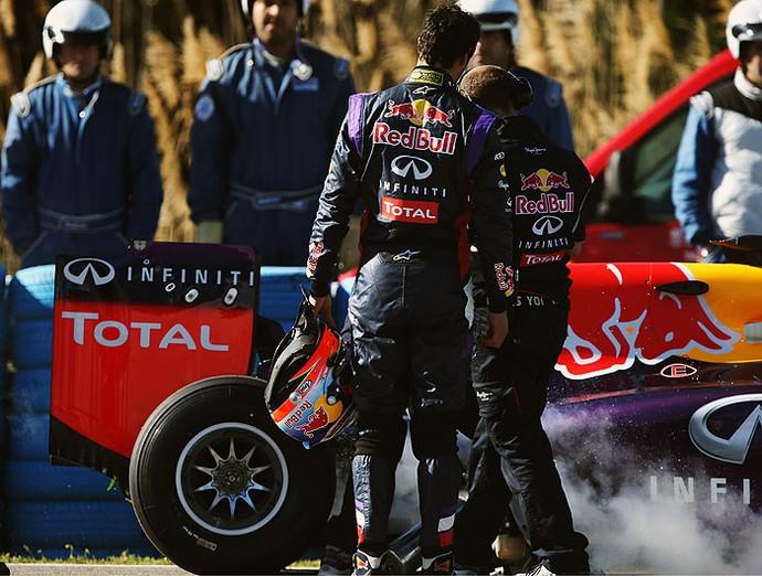 Daniel Ricciardo Jerez de la Frontera RBR (Foto: Getty Images)