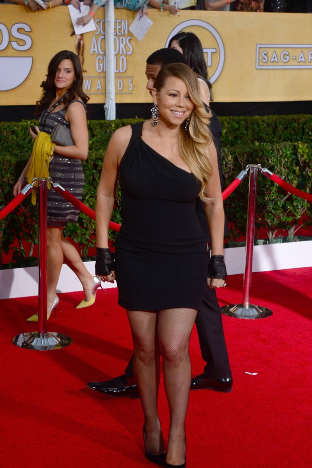 SAG Awards - Mariah Carey (Foto: AFP)